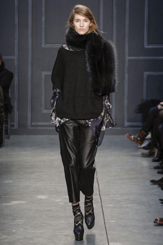 Défilé Vera Wang prêt-à-porter automne-hiver 2014-2015|12