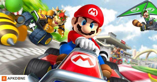 New Apk Mario Kart Tour Pre Registration Updated Moddedgames Androidgames Mario Kart Mario Super Mario Toys