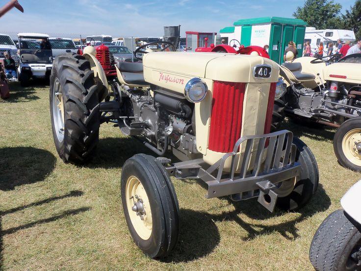 Ferguson 40 Tractor : Best images about massey ferguson traktor on pinterest