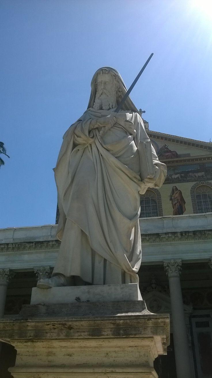 San Paolo, Basilica di San Paolo, #Roma