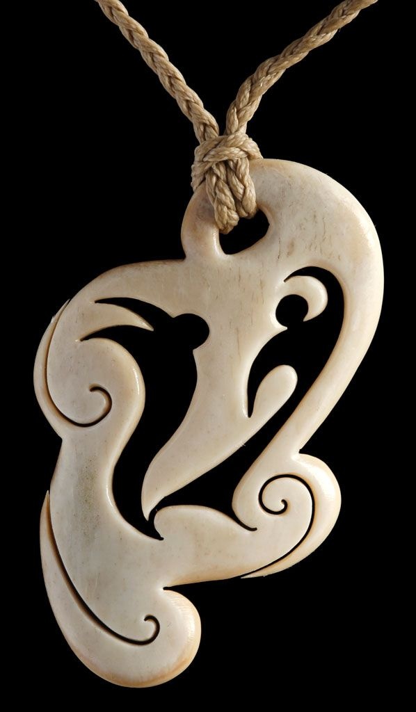 Best images about maori style bone carvings and