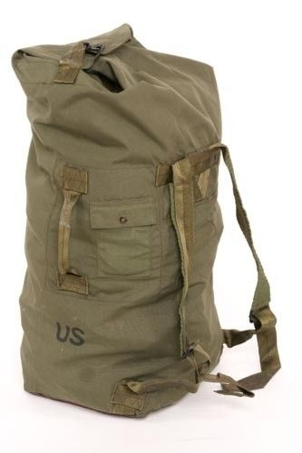 Us army duffle bag I really want one of these! They fit everything and are really cool!