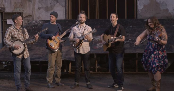 Yonder Mountain String Band turns 20 years old next year. The bandmates are kicking off the celebration six months early with the release of this summer's Love.