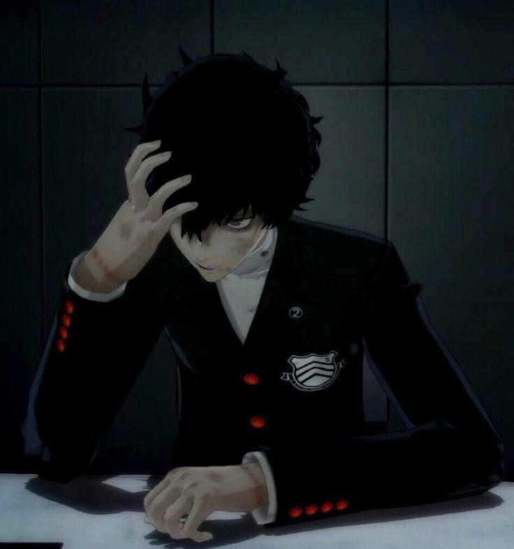 Persona 5    Akira Kurusu / #anime