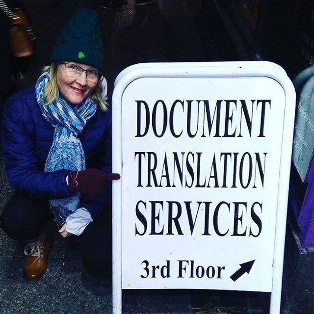 #translation #sign #dublin #ireland #january2017👣