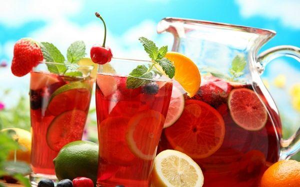 Лучшие рецепты алкогольных пуншей