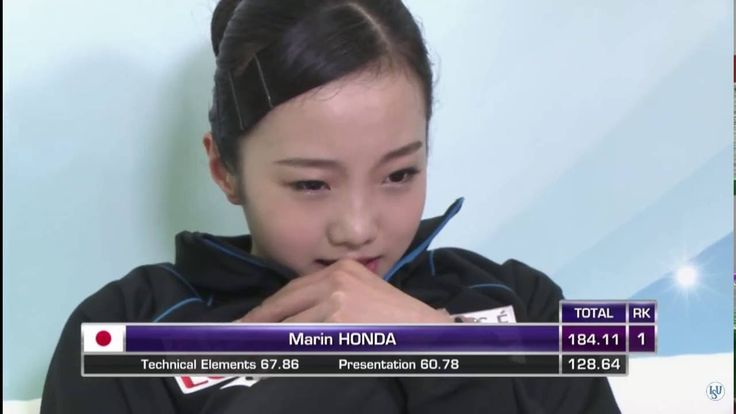 19 Marin HONDA JPN FS 2016 JGP Japan 128 64