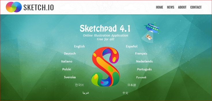 Free online drawing tool for sketching. Try it right now!