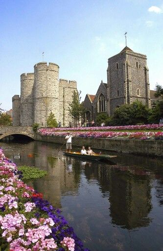 The river Stour in Kent