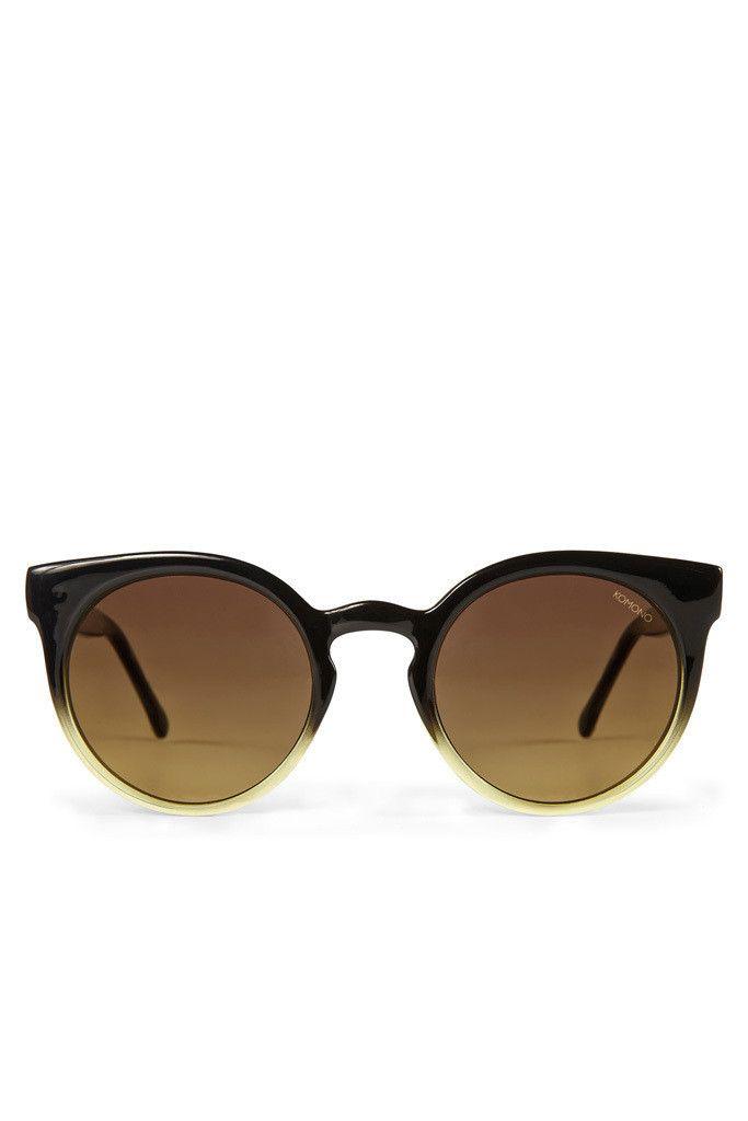 KOMONO Lulu Expressionist Women's Sunglasses