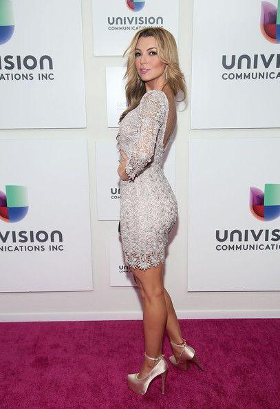 Marjorie De Sousa In Arrivals At The Univision Upfront