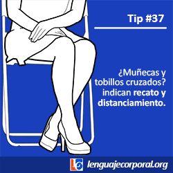 [Megapost] 75 tips del lenguaje corporal - Taringa!