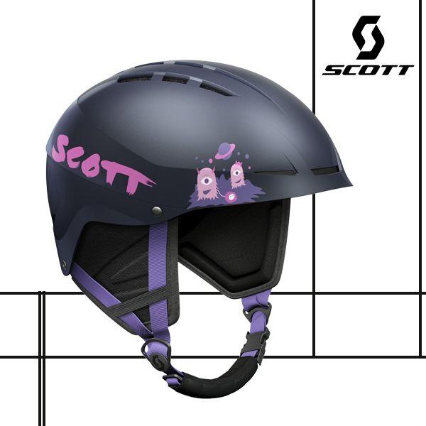 Casca Schi/Snowboard Scott Apic Jr