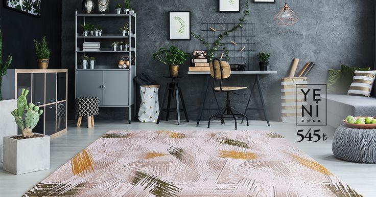Evinizin tarzı sizi yansıtır. Doku'nun birbirinden güzel ve şık tasarımlarından sizin tarzınız hangisi? www.festivalhali.com #carpet #collection