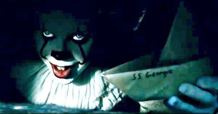 IT Trailer #2: Pennywise Wants to Scare You to Death -- New Line Cinema has released a chilling new trailer for the upcoming IT movie that will send shivers down your spine. -- http://movieweb.com/it-movie-2017-trailer-2-pennywise-stephen-king/