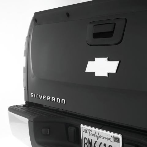 2007 -  2013 Silverado 1500 Full Front and/or Full Rear Bowtie Billet - ChevyMall