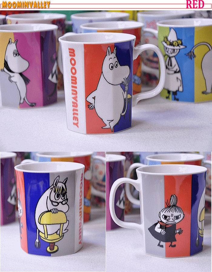 Moomin mugs from Finland