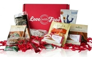 Online Food Gourmet Goodies delivery service. food food writing