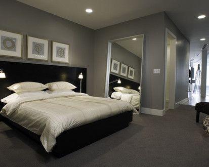 Unique Masculine Bedroom Paint Ideas