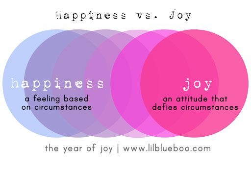 Happiness vs. Joy (The Year of Joy: A 31 day series on joy by Ashley Hackshaw / Lil Blue Boo)