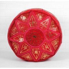 Red Fez Star Pouf  $169 NZD