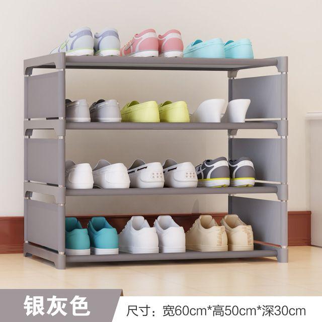 Новые ботинки стойку Четыре этажа получать обуви ковчег 50 см высокие мужские и женские общежития кровать дно кровати обувь шельфа