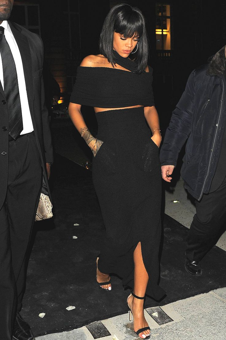 "Leaving ""Porter"" Magazine Party In Paris (Mar. 1)   ♓️"