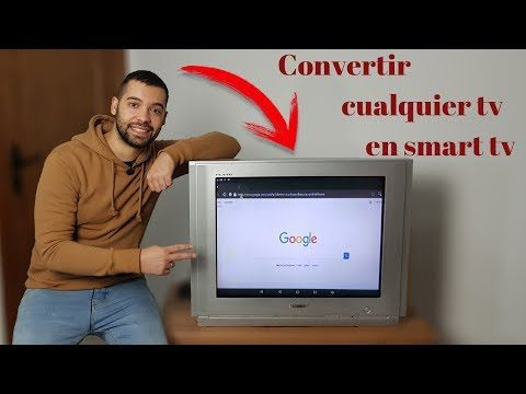 Convertir Cualquier Tv En Smart Tv Youtube C U R I O S I D A D