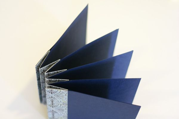 DIY Accordian card/album--I'm a little confused by the final part of the instructions....I'll look for others