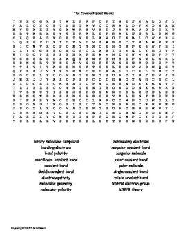 The 25+ best Covalent bonding worksheet ideas on Pinterest   Zen ...