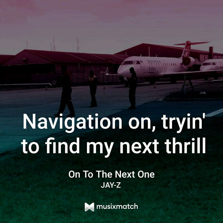 Jay-Z - on to the next one
