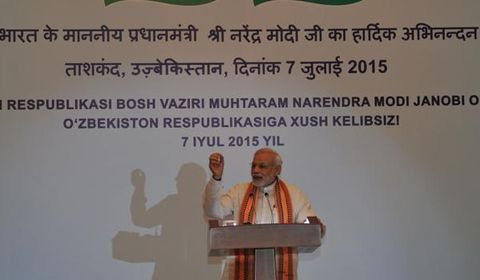 Hindi's importance to increase with India's prosperity: PM Modi