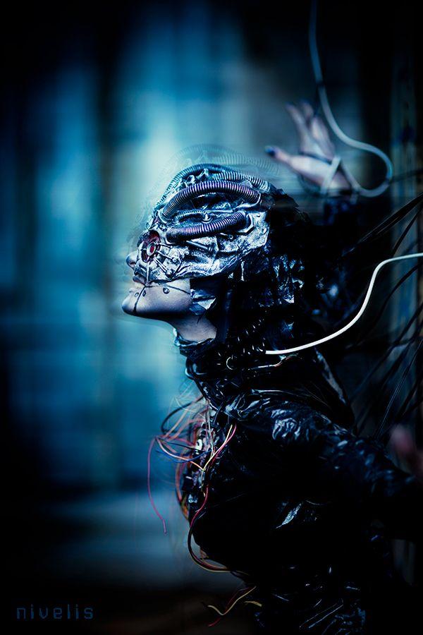 Cyberpunk 2034 by Nivelis, good use of split flex tubing