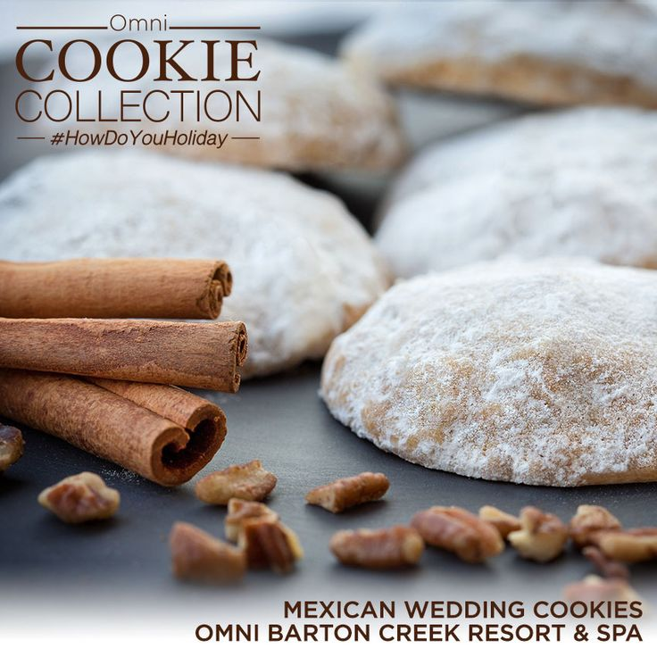 Recipe For Mexican Wedding Cookies: 17+ Best Images About Omni Cookie Collection Recipes On