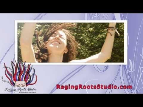 Raging Roots Dreadlock Studio Video   Hair Dressing in Enfield