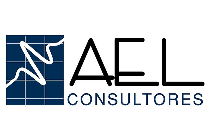 Logotipo para nuestro cliente AEL Consultores
