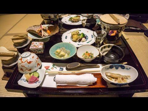 A tour of Kashiwaya Ryokan in Shima Onsen, Japan …