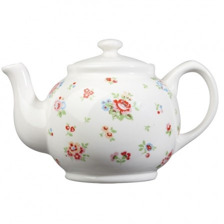 Teapot featured in a story