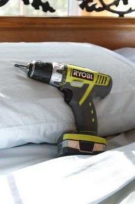 how to use a drill....most of my girlie friends need this.