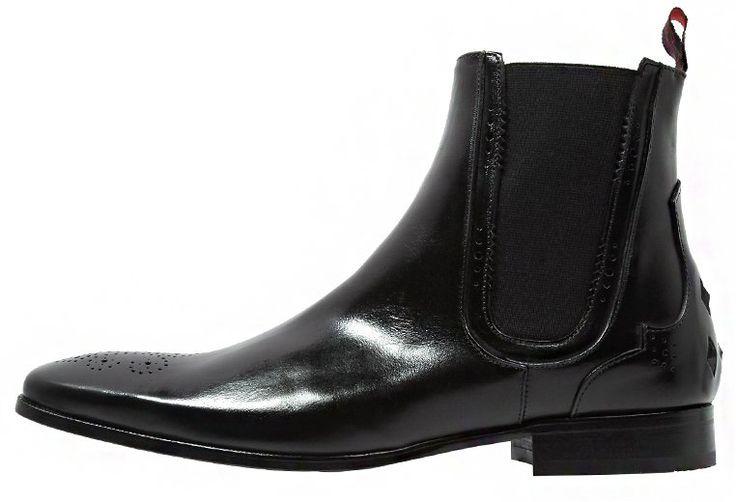 Elegante støvler til mænd - efterår og vinter 2015