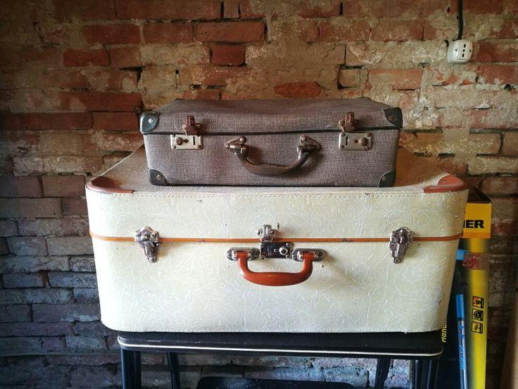 Antiche valigie