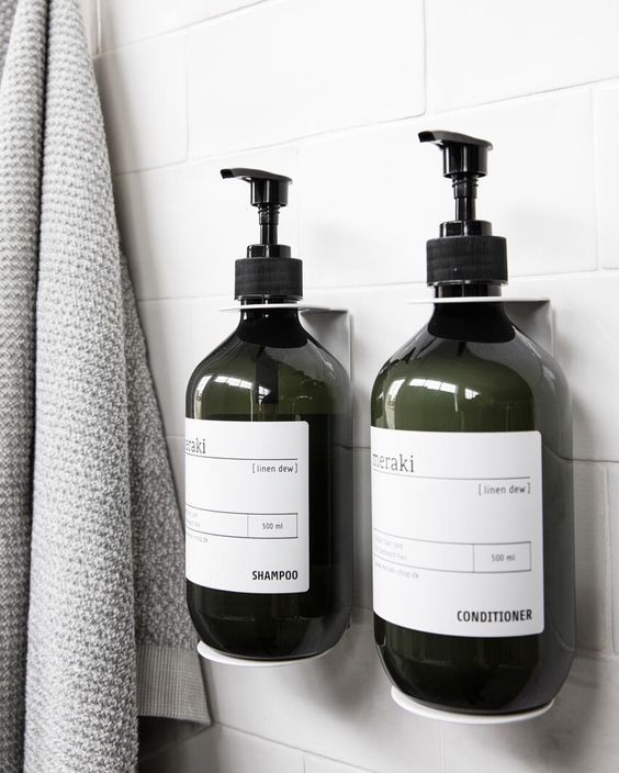 It's so simple to get more space with these shower hacks that you will end up thinking how you did not think of them earlier! Head to hackthehut.com for more.