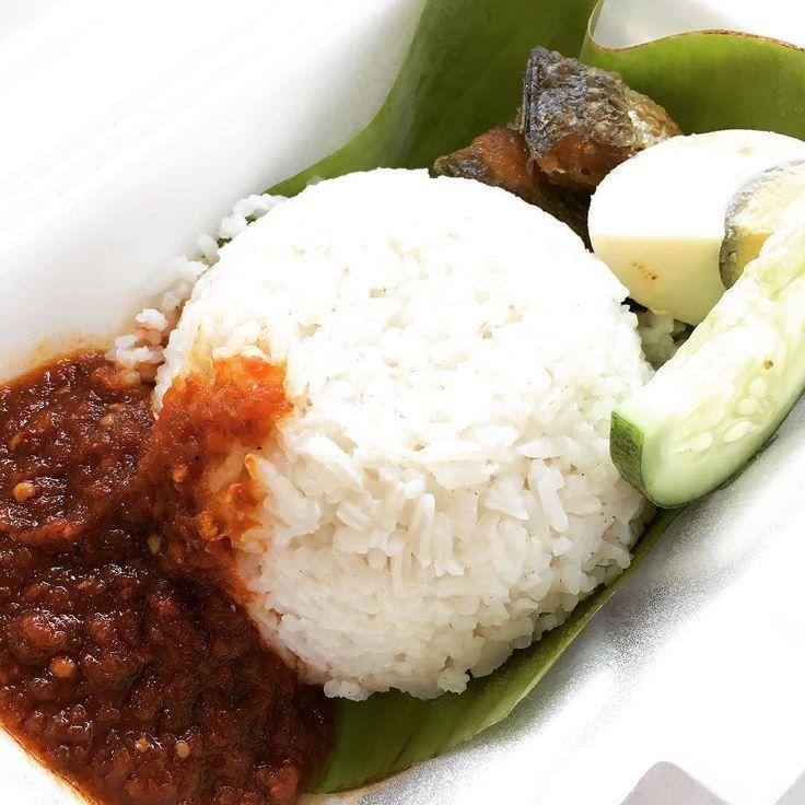 マレーシアの朝ごはんナシレマ by saitok