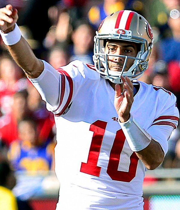 Kyle Shanahan discusses how Jimmy Garoppolo changes the 49ers' offseason plans