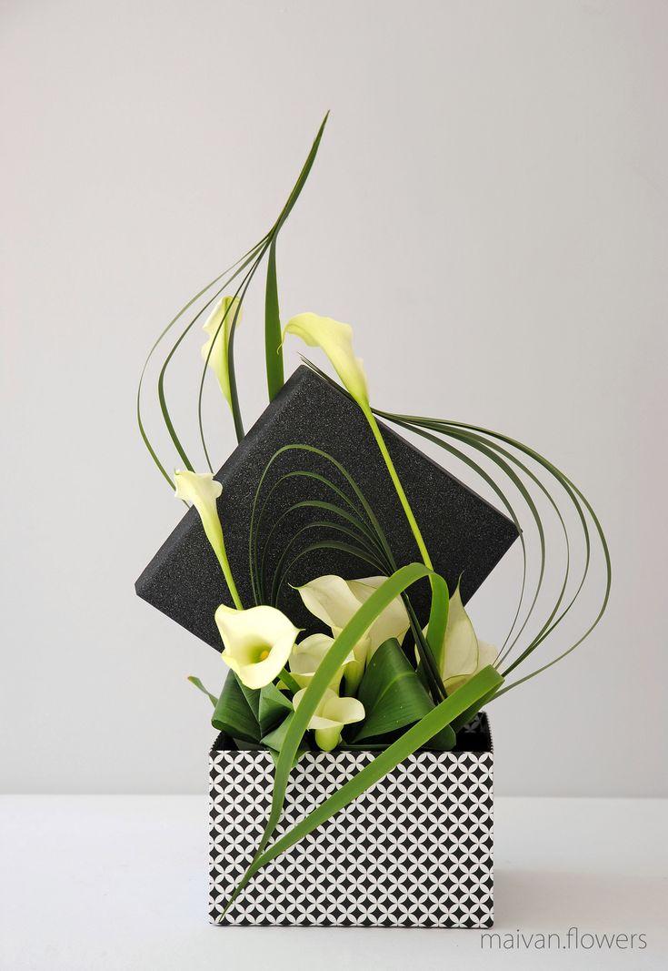 4126 best art floral images on pinterest flower arrangements art floral and floral artwork. Black Bedroom Furniture Sets. Home Design Ideas