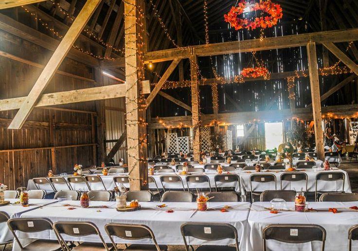 Cherry Barc Farm   Barn wedding venue, Grand rapids mi ...