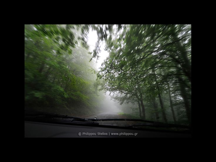 Driving in photography trip from Burgas,  Bulgary to Edirne, Turkey