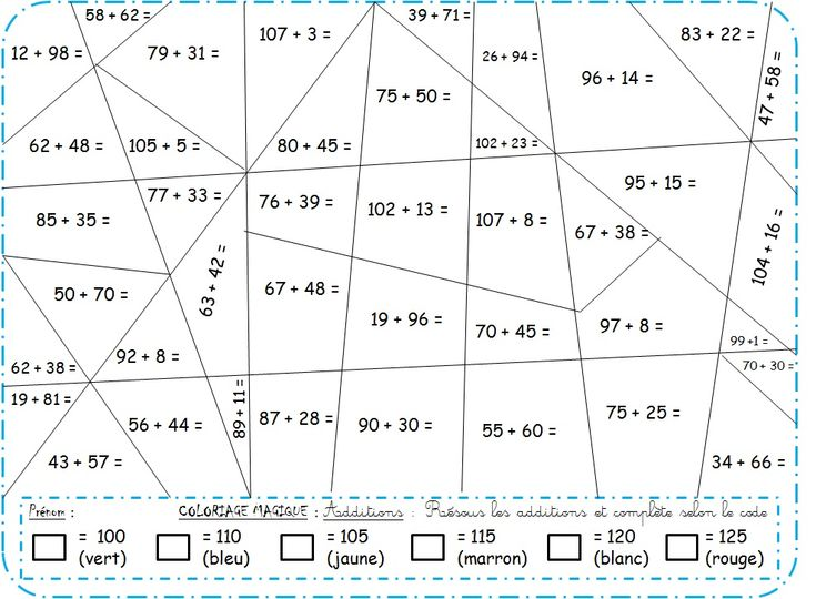 best 25 coloriage magique ce1 ideas on pinterest mathématiques
