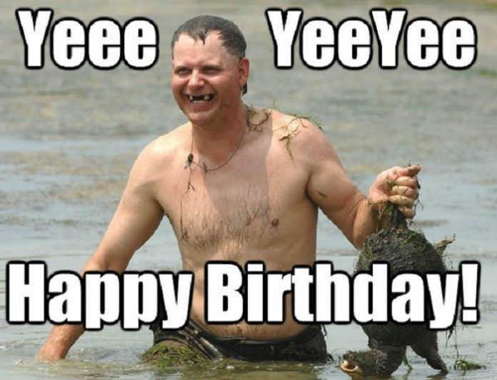 120 Outrageously Hilarious Birthday Memes Sayingimages Com Funny Happy Birthday Meme Inappropriate Birthday Memes Happy Birthday Fishing