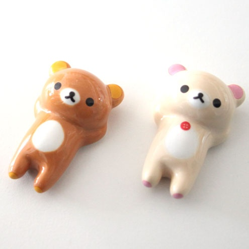 Product: Rilakkuma chopstick holders
